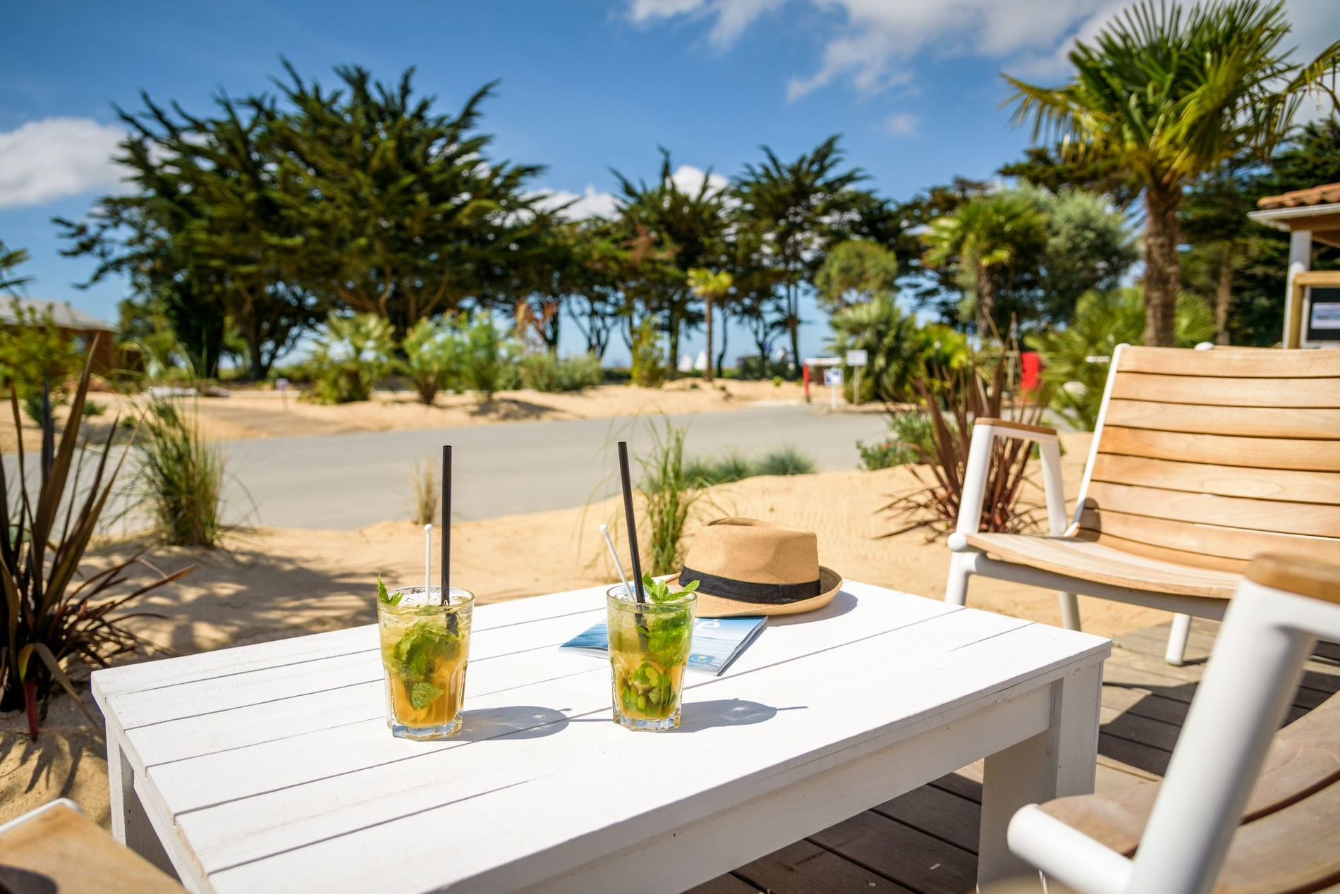 Camping le Phare restaurant Ile de Re